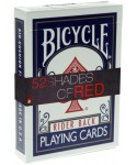 52 Shades of Red - Trickkarten Deck