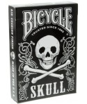 Bicycle Dark Skull Deck