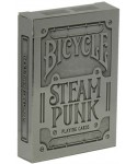 Bicycle Silver Steam Punk Deck