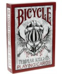 Bicycle Templar Knights Deck