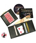 Espionage Wallet mit DVD