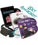 Mental-DVD Set (mit gratis Blindfold)