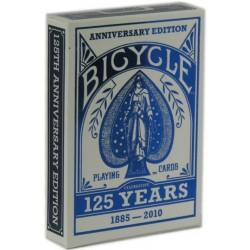125 year Anniversary Bicycle Deck Blau