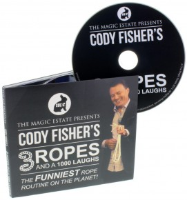 3 Ropes and a 1000 Laughs von Cody Fisher