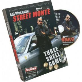 Street Monte Three Shell Game