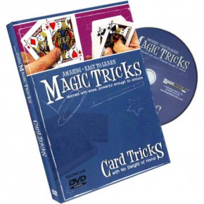 Amazing Easy Card Tricks without Sleight of Hand