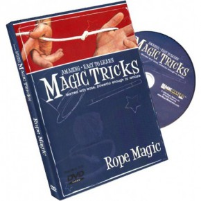 Amazing Easy to Learn Rope Magic