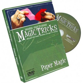 Amazing Easy to Learn Paper Magic