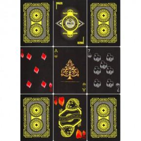 Angry God of Wealth Spielkarten