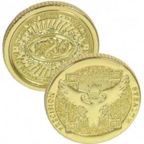 Gold Artifact Coins