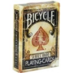 Bicycle Vintage Series 1800 Blau