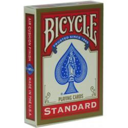 Bicycle Poker 808 Rot