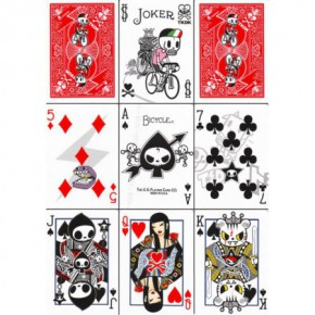 Bicycle Tokidoki Maiden Deck