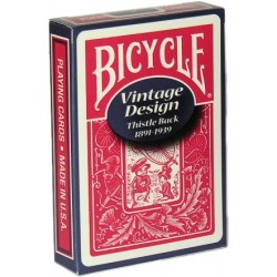 Bicycle Vintage Thistle Back Rot