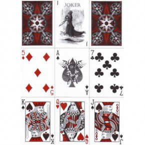 Blades Blood Metal Deck