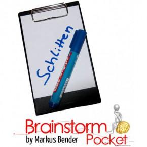 Brainstorm Pocket