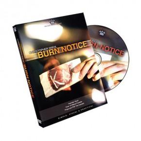 Burn Notice von Christopher Wiehl