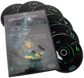 Classic Green Collection von Lennart Green (6 DVD-Set)