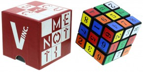 Cubic von Francis Menotti