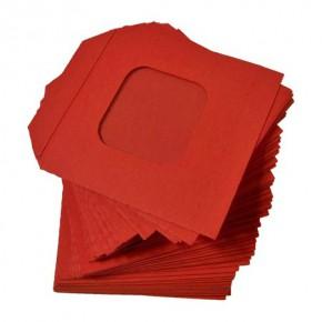 Deluxe Envelopes von John Morton Rot mit Fenster