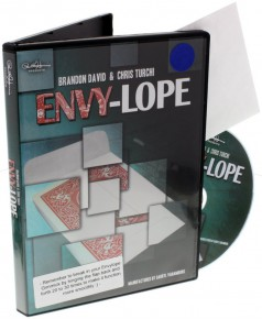 Envylope von Brandon David und Chris Turchi Rot