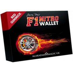 F1 Nitro Wallet Rot