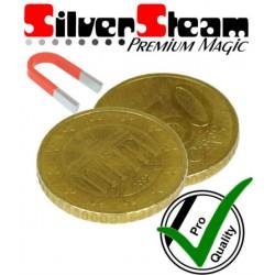 Flipper Münze 50 Cent / magnetisch