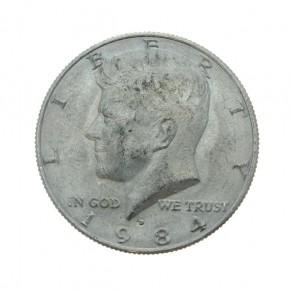 US-Dollar Münze Halfdollar (Kennedy)
