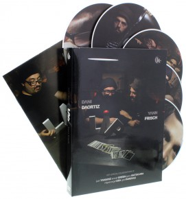 LAP 5er-DVD-Set von Tamariz, Frisch und DaOrtiz
