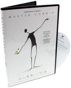 Master Course Cups and Balls von Daryl - Volume 2