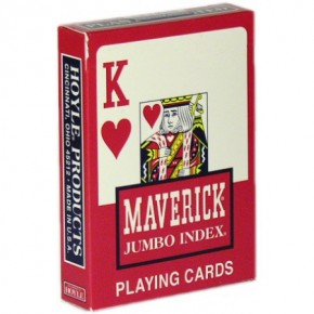 Maverick Jumbo Index Rot