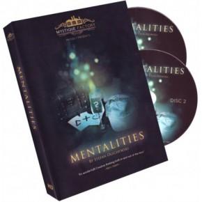 Mentalities Doppel-DVD von Stefan Olschewski