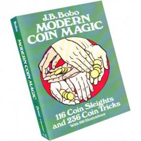 Modern Coin Magic von J.B.Bobo