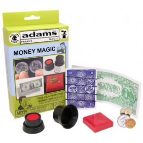 Adams Money Magic Set