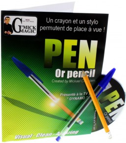 Pen OR Pencil von Mickael Chatelain