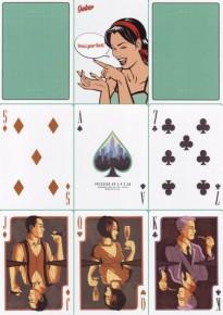 Pressers Spielkarten