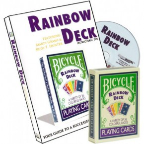 Rainbow Deck DVD Set