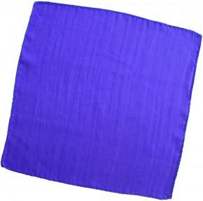 Seidentuch Blau / 12 Inch / 30 cm