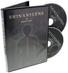 Shinanigens von Shin Lim (Doppel-DVD)