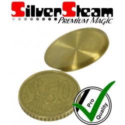 Münzen Shell 50 Cent / erweitert / halboffen