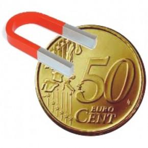 Stahlkern Münze