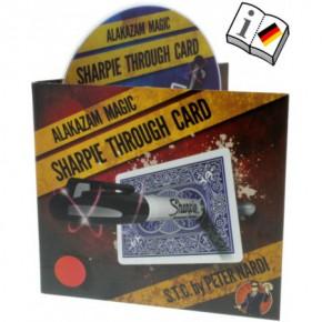 S.T.C. - Sharpie through Card von Peter Nardi