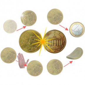 Super Coin Set