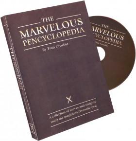 The Marvelous Pencyclopedia von Tom Crosbie
