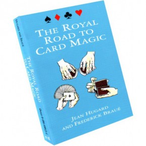The Royal Road to Card Magic Book