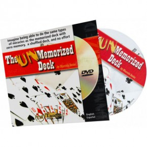 The UnMemorized Deck von Marcelo Insua