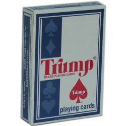 Trump Poker Blau