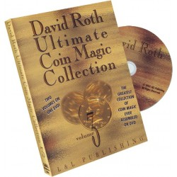 Ultimate Coin Magic Collection DVD 3