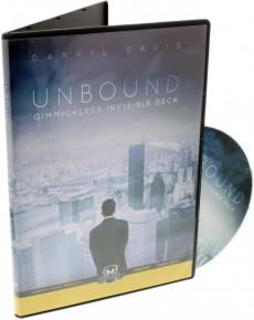 Unbound - Gimmickless Invisible Deck von Darryl Davis