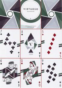 Virtuoso FW17 Spielkarten